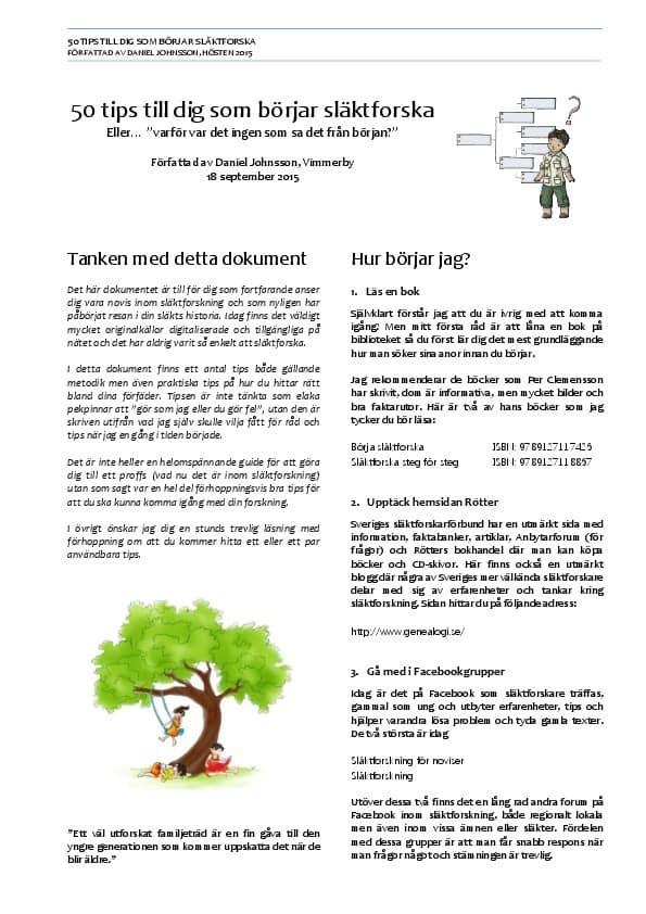 50-tips-till-dig-som-börjar-släktforska-pdf-image - Åsbo Släkt- och ... ce6696046cc56